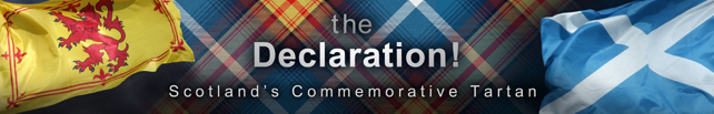 The Declaration of Arbroath, or Scottish Declaration of Independence