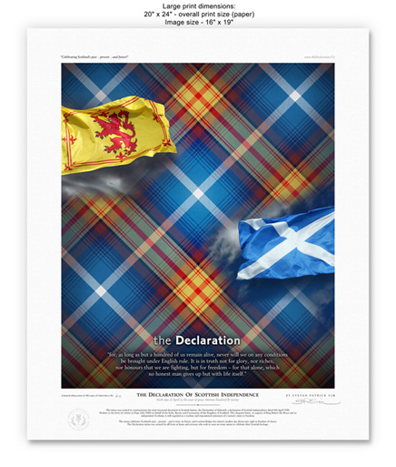 The Declaration Tartan